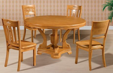圆形大餐桌尺寸怎么选 圆形大餐桌选购技巧[新闻]